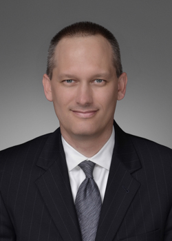 Real estate recruiter Matt Broyles of Metro Brokers.