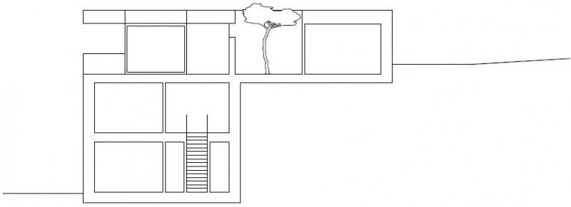 kuća-izvedena-u-kombinaciji-drvai-betona-20