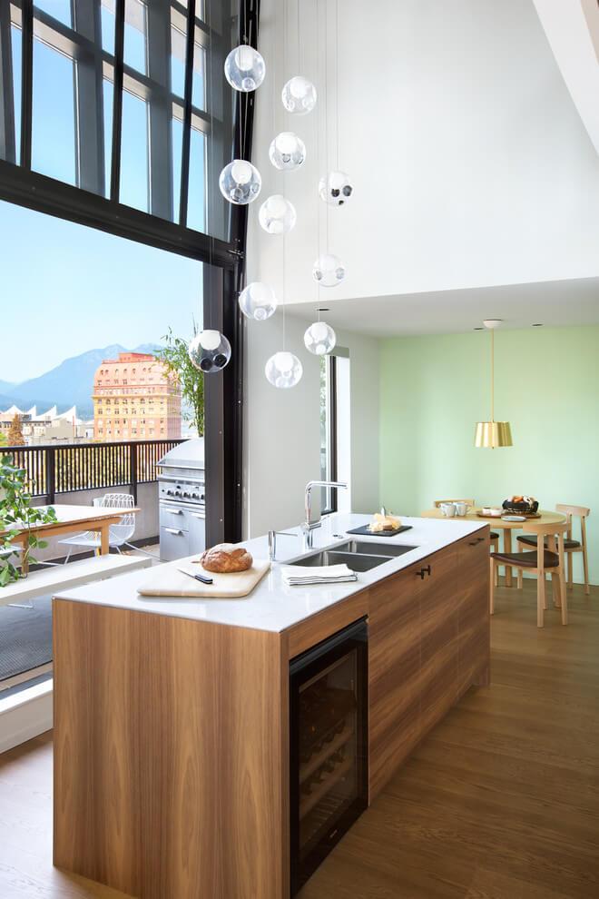 Divan stan u Vancouveru
