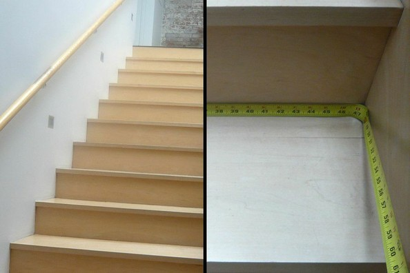 dodajte malo boje vasim stepenicama