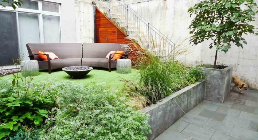 Moderan gradski vrt
