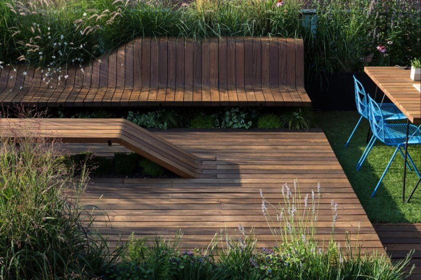 Krovna terasa by JRoc Design