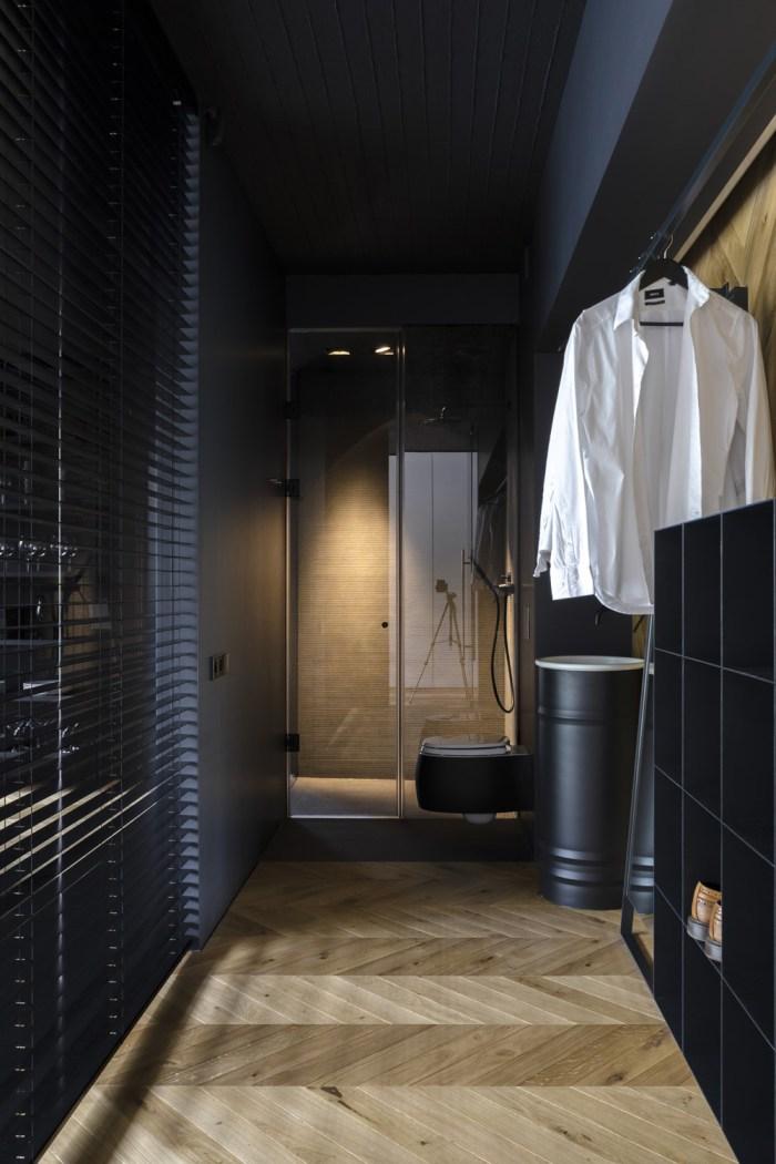 Muški prostor by Line Architects