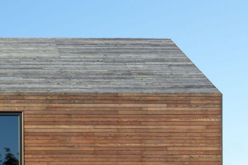 Drveni zidovi i drveni krov
