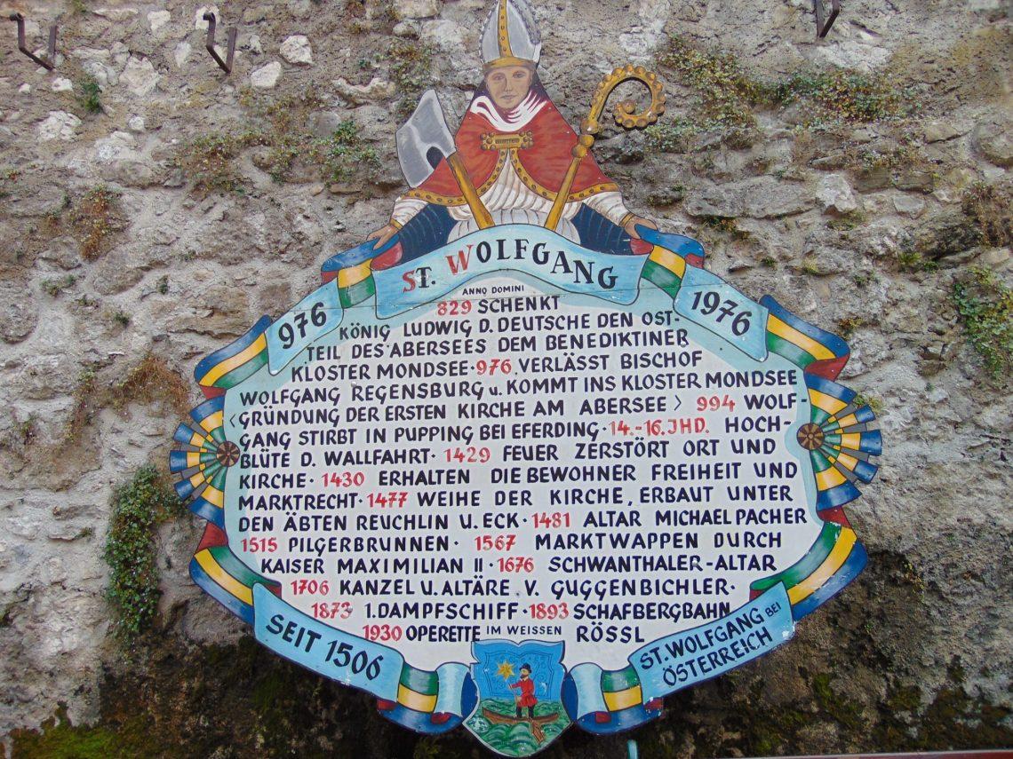 Sankt Wolfgang