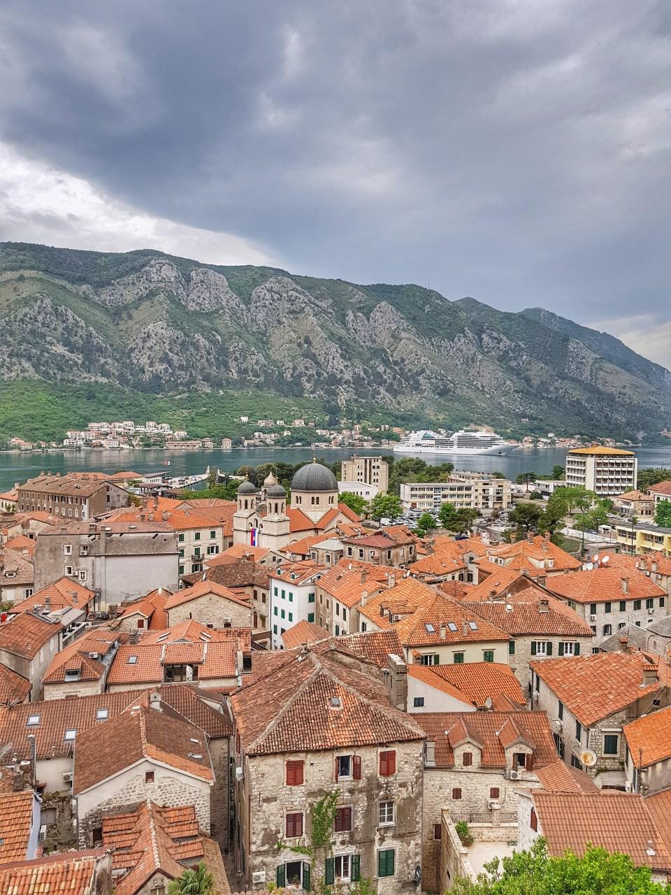 Tvrđava Sveti Ivan - Kotor