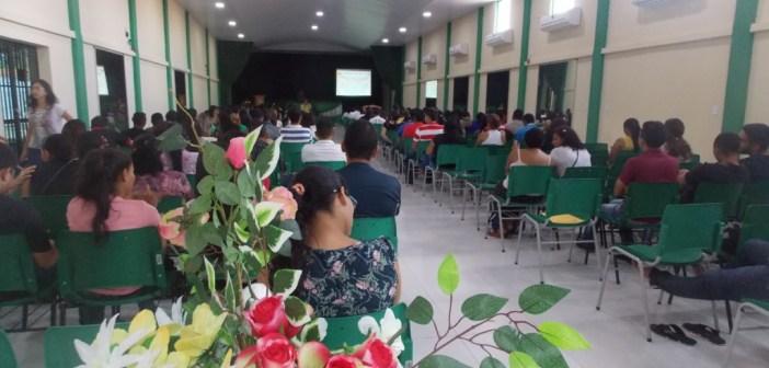 Semed realiza formação sobre Base Nacional Comum Curricular
