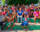 Prefeitura comemora dia das crianças com muita alegria.