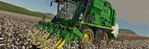 John Deere Cotton DLC