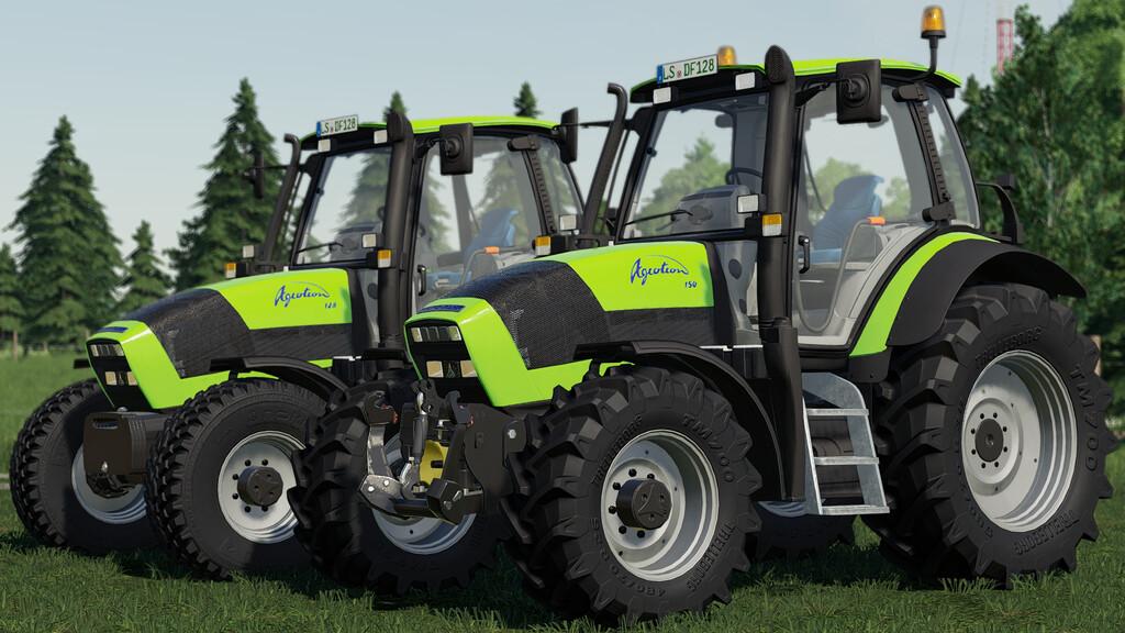 Deutz Fahr Agrotron 128 / 150.6