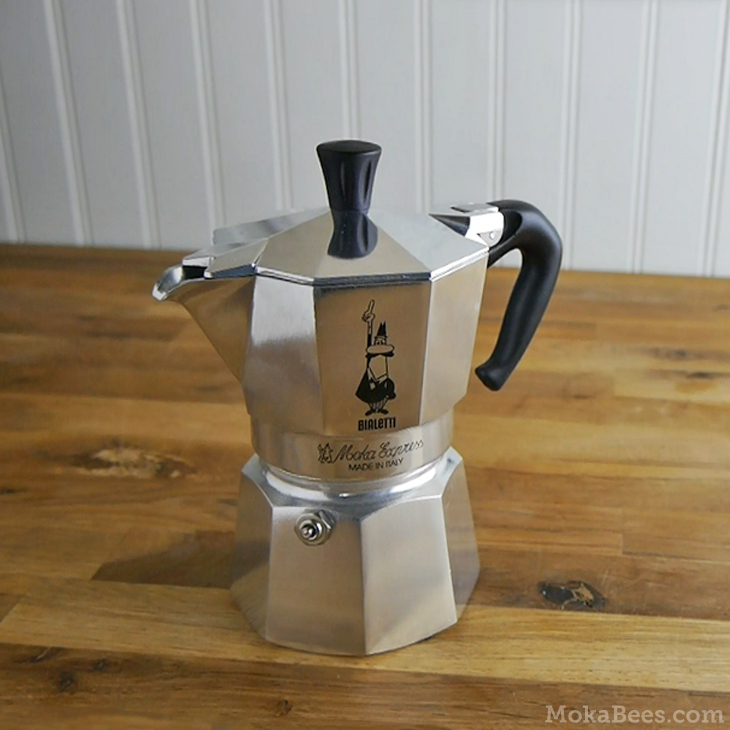 Full And Single Coffee Pot
