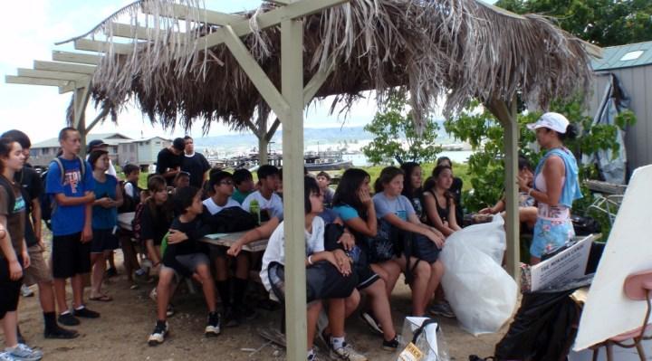 Mokauea island lecture