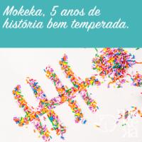 Aniversário de 5 anos da Mokeka
