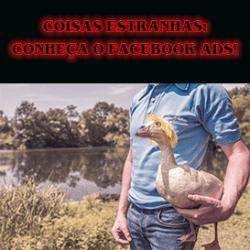 Coisas estranhas: conheça o Facebook Ads!