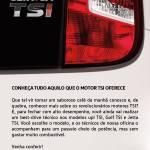 Convite para palestra sobre motores TSI