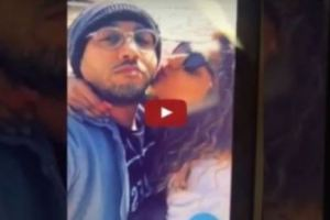 """فيديو .. فضيحة ابراهيم صالح مع فتاة .. مقدم """"برودكاست شوو"""""""