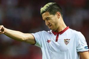 بالفيديو: لاعب إشبيلية يقتحم حافلة ريال مدريد.. والسبب