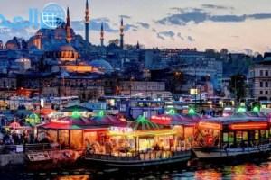 أفضل وارقى محلات فساتين سهره في تركيا