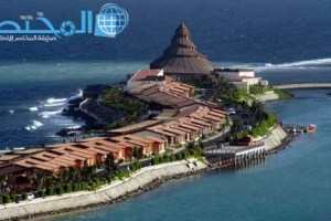 جزيرة النورس في ينبع .. الانشطة والالعاب