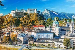 افضل اماكن سياحية في سالزبورغ