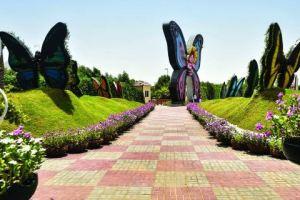 أين تقع حديقة الفراشات في دبي رسوم دخول متى تفتح