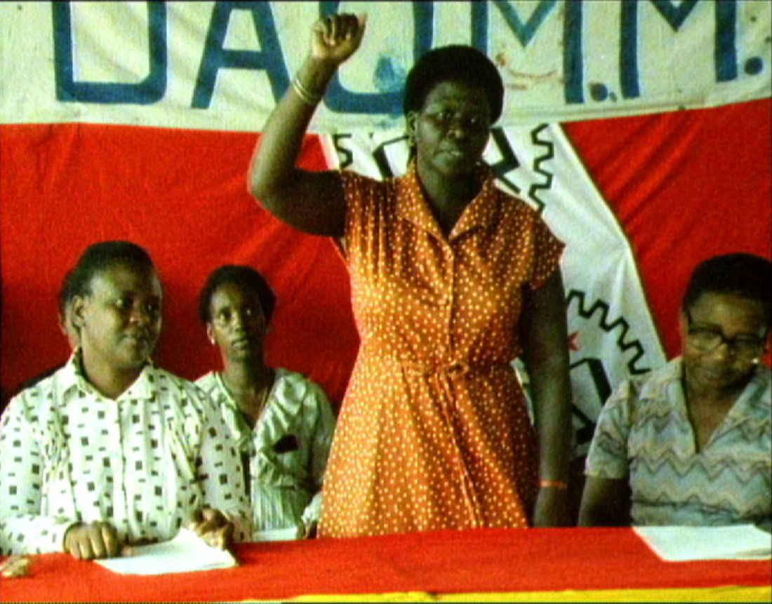Guerrilla Grannies in Mozambique