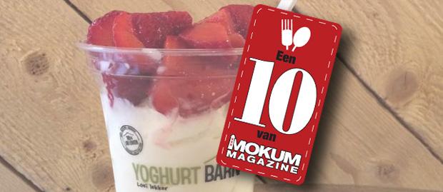 De lekkerste frozen yoghurt van 020