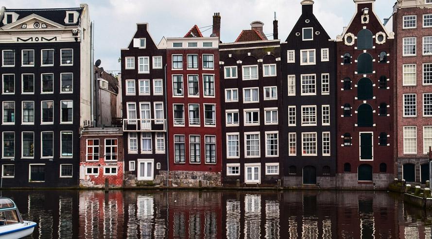 Huh? Een Amsterdamse zonnebril?