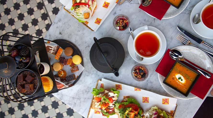 De beste high tea spots van Amsterdam!