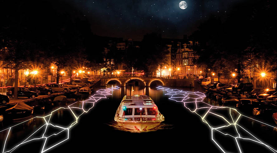 Amsterdam Light Festival | alles over editie #8: DISRUPT!