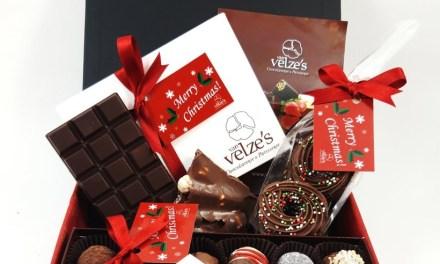 Doe de quiz en maak kans op een chocolade kerstpakket!