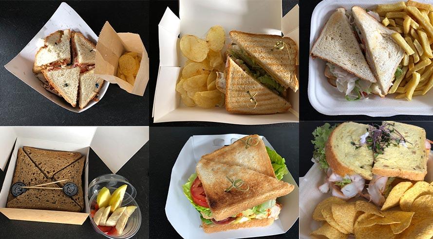 Test: De lekkerste club sandwich van Amsterdam