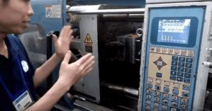 Hướng dẫn vận hành máy ép nhựa