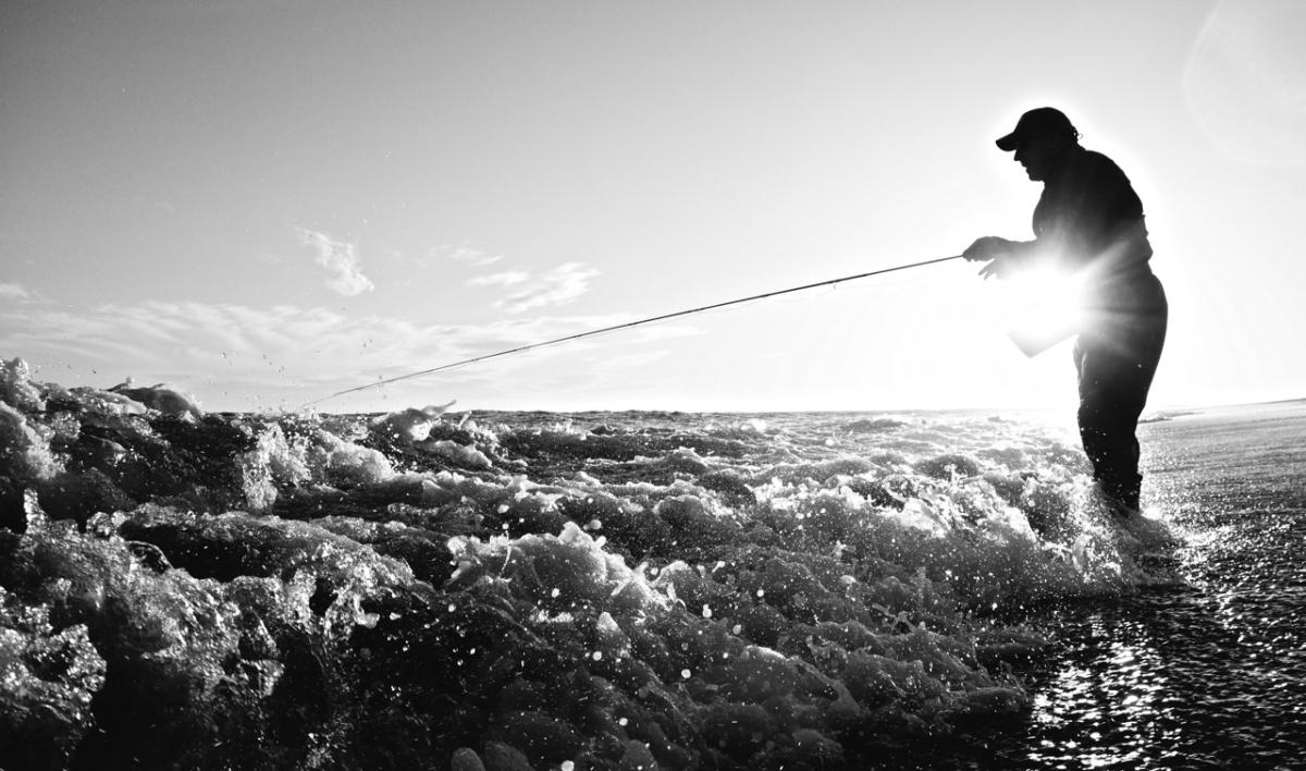 Bass fishing - Jim Hendrick
