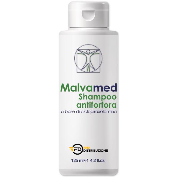 Malvamed shampoo 125ml