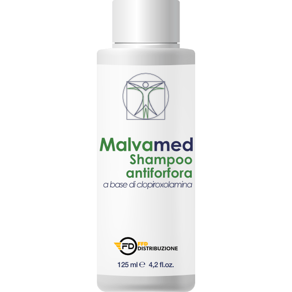 Malvamed shampoo 125ml