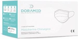 Mascherina chirurgica Doramed (box)