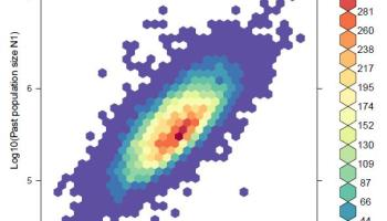 Geographical Heat Maps in R |