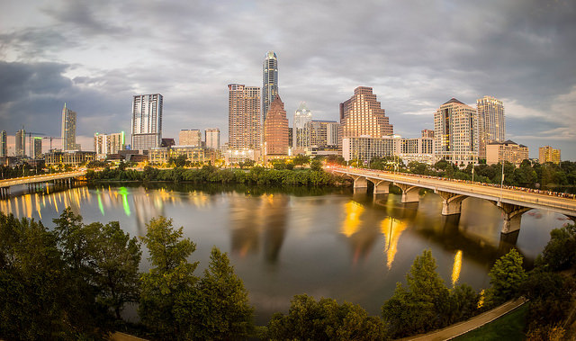 Downtown Austin, Texas. (Flickr: Norm Lanier)