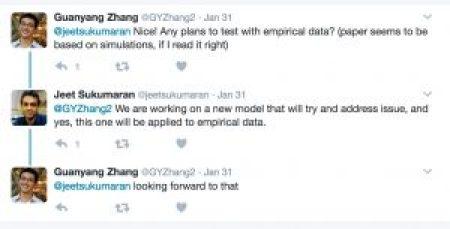 SukumaranTwitterExchange