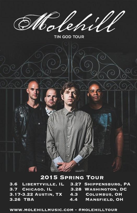 Molehill Spring Tour 2015 - v.1
