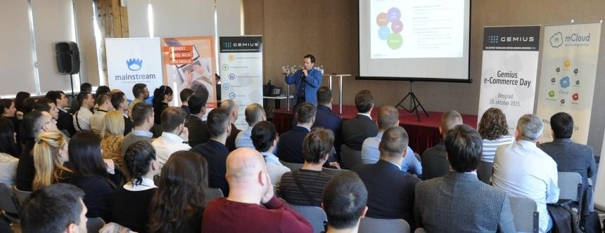 Marek Molicki Presentation at E-commerce Day, Beograd