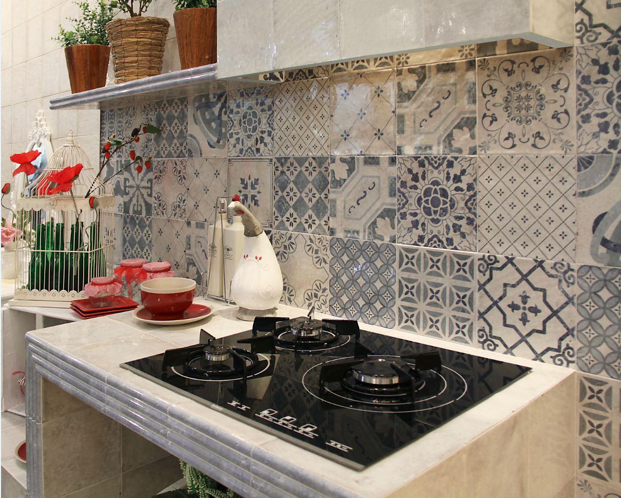 Kitchen Floor Black Tiles