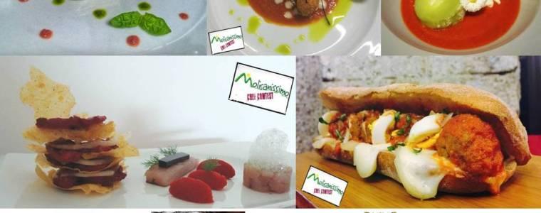 """Chiuso il I Molisanissimo Chef Contest, vince il """"Croccante di polenta"""""""