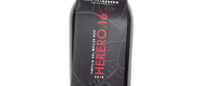 """""""Città del Vino"""": la Tintilia """"Herero 16"""" al secondo posto su 1500 etichette"""