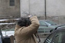 Tiziano Fratus con Molisealberi