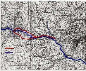 Il Torrente Verrino Mappa 2