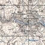 Il Torrente Verrino  Mappa