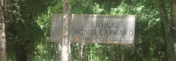 Rifugio di Monte Capraro