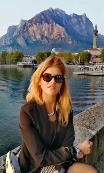 "Vittoria Iannacone ospite di ""Toni & Motivi"""